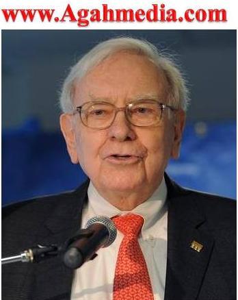 AgahMedia.Com_Sitesinin_Resim_Albomundan_Milyarder_Warren_Buffet